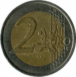 2 Euro 2001 Frankreich Münzen Wert Ucoinnet