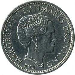 Munt > 10kroner, 1979-1988 - Denemarken  - obverse
