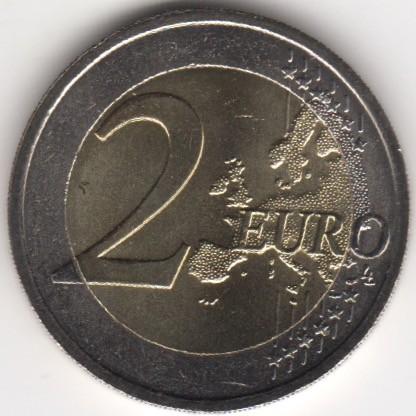 2 Euro 2009 10 Jahre Euro Slowakei Münzen Wert Ucoinnet