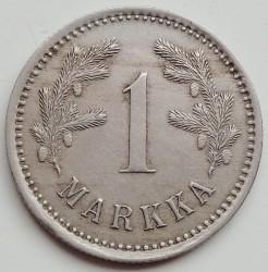 Münze > 1Mark, 1921 - Finnland  - obverse