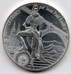 Münze > 10Euro, 2017 - Frankreich  (Auvergne) - reverse
