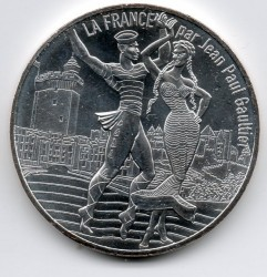 Coin > 10 euro, 2017 - France  (Roussillon) - obverse
