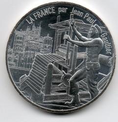 Moneta > 10euro, 2017 - Francja  (Lew) - reverse