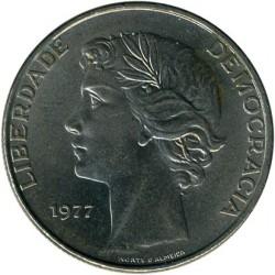 Монета > 25ескудо, 1977-1978 - Португалія  - reverse