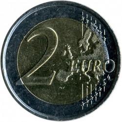 Münze > 2Euro, 2014 - Niederlande  (Willem-Alexander and Beatrix) - obverse