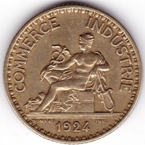 1 Frank 1920 1927 Francja Km 876 Katalog Monet