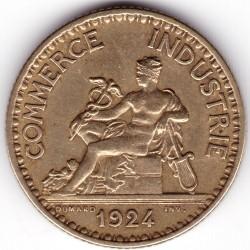 Moneda > 1franc, 1920-1927 - França  - obverse