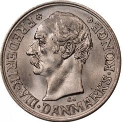 Coin > 10ore, 1911 - Denmark  - obverse