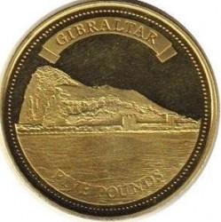 Moneda > 5libras, 2010-2014 - Gibraltar  - reverse