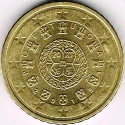 Münze > 50Eurocent, 2008-2019 - Portugal  - obverse
