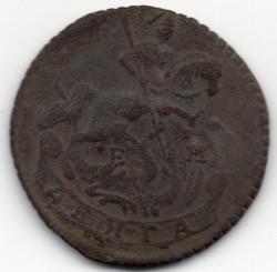 Moneda > 1denga, 1764-1796 - Rússia  - obverse