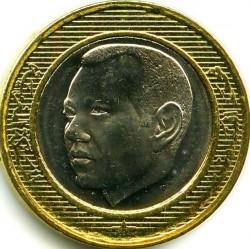 Монета > 10дирхамов, 2002 - Марокко  - obverse
