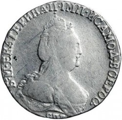 Münze > 1Grivennik, 1783-1796 - Russland  - reverse