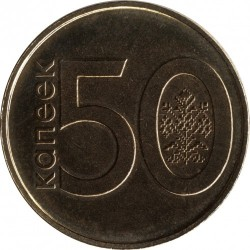 Moneta > 50kopiejek, 2009 - Białoruś  - obverse