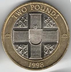 Moneta > 2svarai, 1998-2012 - Gernsis  - reverse
