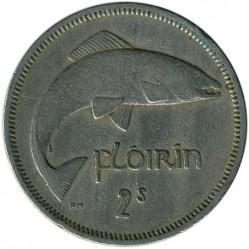 Pièce > 2shillings(florin), 1962 - Irlande  - reverse