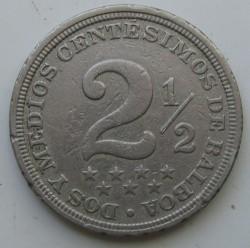 Mynt > 2½centésimos, 1907-1916 - Panama  - reverse