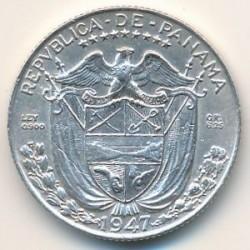 العملة > ¼بالبوا, 1930-1947 - بنما  - obverse