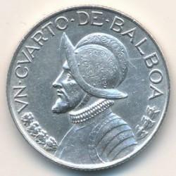 العملة > ¼بالبوا, 1930-1947 - بنما  - reverse
