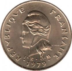 Кованица > 2франке, 1973-1982 - Нови Хибриди  - obverse