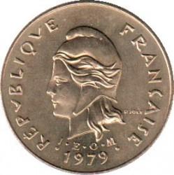 Кованица > 5франака, 1975-1982 - Нови Хибриди  - obverse