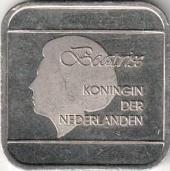 Monedă > 5florini, 1995-2005 - Aruba  - obverse