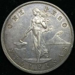 Moneda > 1peso, 1903-1906 - Filipinas  - reverse