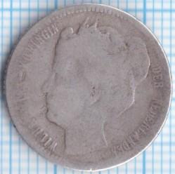 Monēta > ¼guldenis, 1900 - Kirasao  - obverse