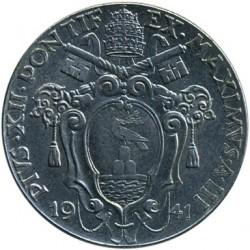 Münze > 50Centesimi, 1940-1941 - Vatikanstadt   - obverse