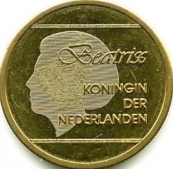 Monēta > 5florīni, 2005-2013 - Aruba  - obverse