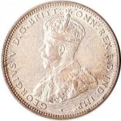 Монета > 1шиллинг, 1913-1920 - Британская Западная Африка  - obverse