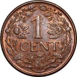 Mynt > 1cent, 1942 - Curaçao  - reverse