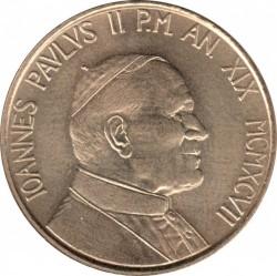 Minca > 200lire, 1997 - Vatikán  - obverse