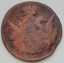 Münze > 1Kopeke, 1755-1757 - Russland  - reverse