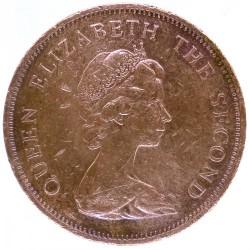 Moeda > 2pencenovos, 1971-1980 - Jersey  - obverse