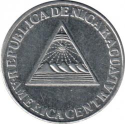 Moneda > 10centavos, 1994 - Nicaragua  - obverse