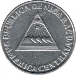 Münze > 25Centavos, 1994 - Nicaragua   - obverse