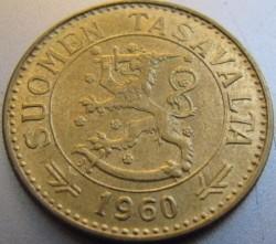 Münze > 50Mark, 1960 - Finnland  - obverse