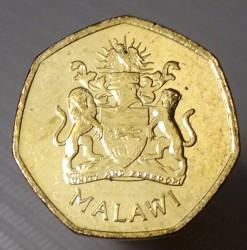Moneda > 50támbala, 2004 - Malawi  (Escudo de armas en el anverso) - obverse