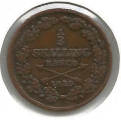 سکه > ⅓اسکیلینگبانکو, 1835-1843 - سوئد  - obverse