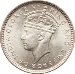 Coin > 10cents, 1939-1946 - British Honduras  - obverse