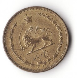 Moneta > 5dinars, 1936-1942 - Iran  - reverse