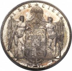 Moneta > 1speciedaleris, 1840-1847 - Danija  - reverse