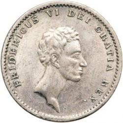 Moneta > 1rigsbankdaleris, 1813-1819 - Danija  - obverse