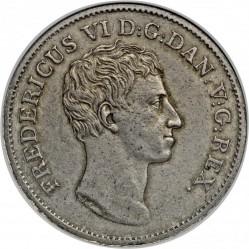 Moneta > 1speciedaleris, 1819 - Danija  - obverse