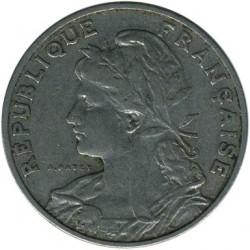 Moneta > 25centymów, 1903 - Francja  - reverse