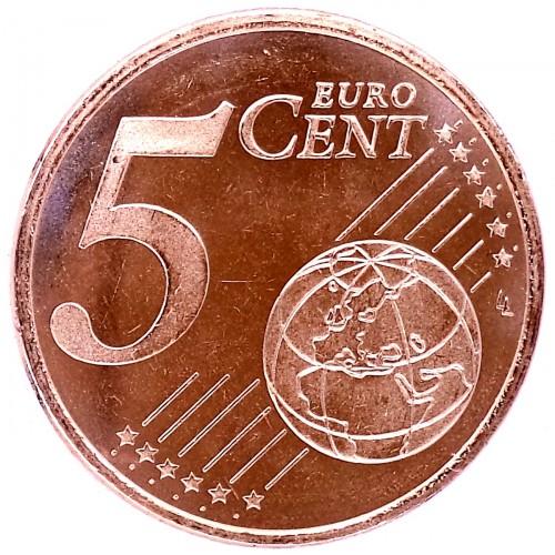 5 euro cent 2011 года цена 50 копеек 1968 года