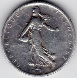 سکه > 1فرانک, 1902 - فرانسه  - obverse