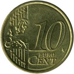 Moneta > 10centesimi, 2015-2017 - Lituania  - obverse