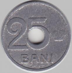 Pièce > 25bani, 1921 - Roumanie  - reverse